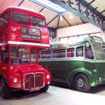 到倫敦玩只知道紅色雙層巴士就太落伍了!運輸博物館讓你見識50年輝煌鐵路史
