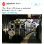 費城列車事故釀33傷 乘客驚呼「到處是血!」