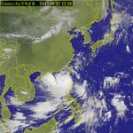 天鴿颱風》暴風圈遠離 本島陸上警報解除