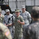 四大司令齊聚駐韓基地 美軍15顆星警告金正恩:別輕舉妄動