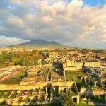 歷史上的今天》8月24日──義大利維蘇威火山大噴發 古羅馬帝國龐貝古城一夕覆滅