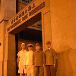 漢奸賣國賊?在四行倉庫前的日軍Cosplay 中國軍服迷被拘留