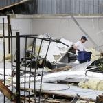 颶風哈維重創德州 至少7次龍捲風襲擊 2人死亡