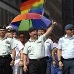 楓葉國的彩虹力量!加拿大國防參謀長首度參與同志遊行:歡迎同志青年從軍!