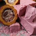 少女心大噴發!瑞士推出全新類型巧克力 粉色「紅寶石」驚豔全球