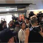 李明哲明天接受審判 李凈瑜今天順利登機前往中國