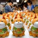 明年「來福」 狗年裝飾物 進入製作高峰期