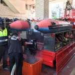 泰利颱風來襲 朱立倫:籲市民做好防颱措施