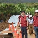 泰利颱風北轉 新北嚴防山區雨量、沿海加強警戒