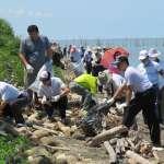 揪團淨灘居冠 台糖:持續守望台灣