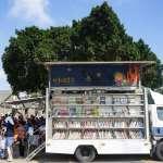 分享愛與閱讀 高市圖行動圖書館啟動
