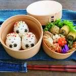 日本太太把白飯變有趣的妙招!5款療癒系飯糰,一打開便當讓人大呼卡哇伊