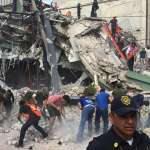 本月第2起!墨西哥逾7級強震奪226命,被活埋人數仍不明朗
