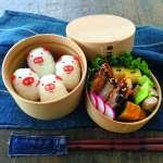 這麼可愛的小豬飯糰怎麼捨得吃?日本人氣料理家傳授9款「動物飯糰」簡易作法!