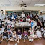 減輕年輕家庭甜蜜負擔 南寮非營利幼兒園歡樂辦迎新