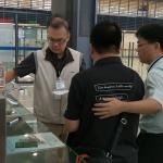 竹北市代會主席爆貪污急離境!調查局機場攔截