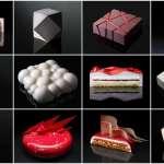 這些居然全是甜點?她將建築知識融入甜點設計,巧奪天工的作品絕對讓你捨不得吃!