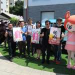 攜手知名設計師林國慶發表「喜翻台灣」一卡通