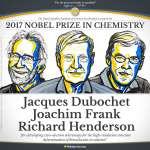 2017年諾貝爾化學獎》「冷凍電子顯微鏡」技術大師獲殊榮