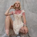 男人可以,女人不行?瑞典女模在廣告露出腿毛 竟遭到強暴威脅!