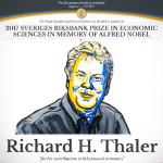 2017諾貝爾經濟學獎》從心理學修正「理性人」預設:塞勒的行為經濟學