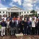 韓國水原市議會今參訪高市議會
