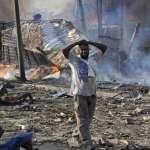 「全世界最混亂的國家」索馬利亞爆發卡車炸彈恐攻 首都化為血肉磨坊