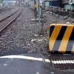 基隆市區鐵路旁水溝長年滲漏 水公司將提改善方案