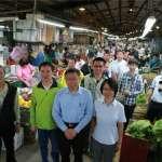 魚類及果菜批發市場改建談了20年,柯文哲:趁市長肖肖趕快改建