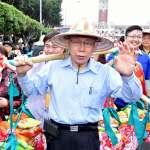 台灣民意基金會民調》遭綠營圍剿一個月,柯文哲人氣熱度仍達 62.64 度 只小降4度