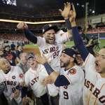 太空人4比0擒殺洋基 隊史第二次晉級MLB世界大賽!