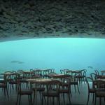 想在海中和魚兒一起用餐嗎?挪威開設歐洲首家「海底餐廳」飽覽美景兼顧環保