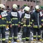 消防員抗議「捕蜂捉蛇」
