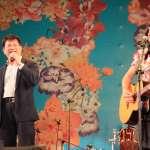 花博倒數365天 林佳龍高唱「雨夜花」喜迎盛會
