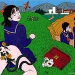 情色文化/日本病態暴力美學教父〔佐伯俊男 Toshio Saeki〕的情色烏托邦