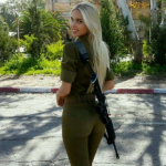 觀點投書:對以色列美麗女大兵的感想
