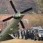 錯失與金正恩之間的最短距離》「霧太大了!」川普臨時取消訪問兩韓非軍事區