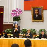 APEC經濟領袖會議有3大成績,宋楚瑜:非常高層次的參與