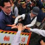 趙國安觀點:忍不住想唸一唸在立法院前的「八百壯士」
