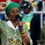 從總統府打字員到辛巴威元首的最愛,政變導火線—第一夫人葛雷絲