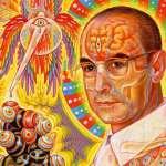吸毒者眼裡的世界長什麼樣?藝術家自剖親身經歷,6張圖看透嗑藥後的癲狂和虛無…
