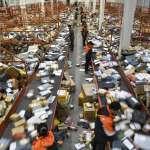 超過15億件包裹敲響綠色警鐘!「雙11」產生數十萬噸垃圾
