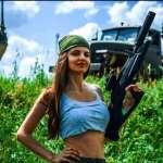 弟兄們要暴動了!26歲高顏值正妹將接俄羅斯國防部發言人