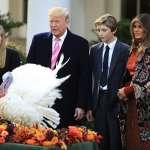 川普赦免感恩節火雞 記者提問「意有所指」:還會赦免其他人嗎?