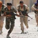 「從軍事轉向外交」美防長馬提斯暗示 可能不再提供敘利亞庫德軍隊武器