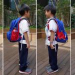 「挺」孩子的未來 爸媽創業只為了幫孩子找一個好書包!