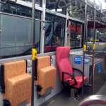 「過彎時要緊握扶手,否則會滑出去」民眾看身障者搭公車驚心動魄