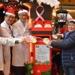 亞東紀念醫院聖誕節-3D藝術造景吸睛