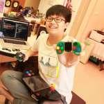 15歲台灣神童,最強發明即將上架Amazon!多數大人拚不到的成就,賴睿麒:凡事先做再說