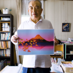 日本77歲阿公超狂,Excel不用來做報表,拿來畫浮世繪!簡直是「Excel界米開朗基羅」